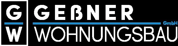 Logo Gessner Wohnungsbau Schweinfurt - Bergrheinfeld